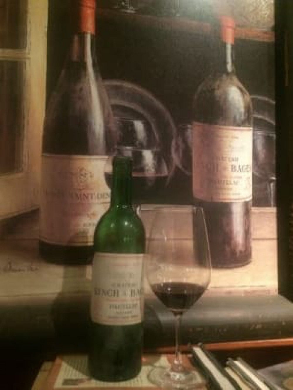 Lynch Bages 1970