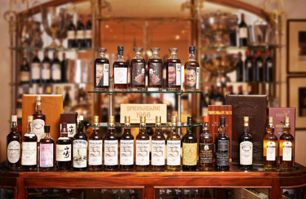 BEST OF WHISKY'S