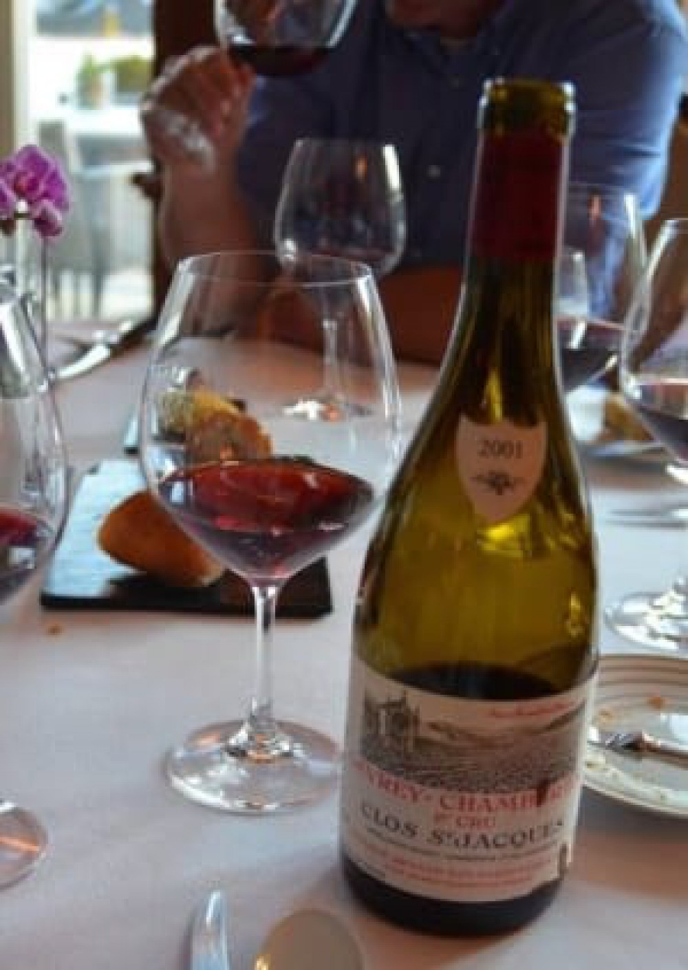Armand Rousseau Gevrey Chambertin Clos St Jacques 2001