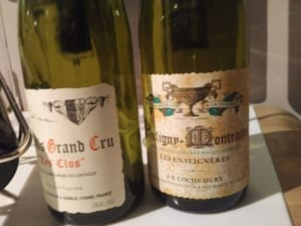 Dauvissat grand cru vs. Coche Dury
