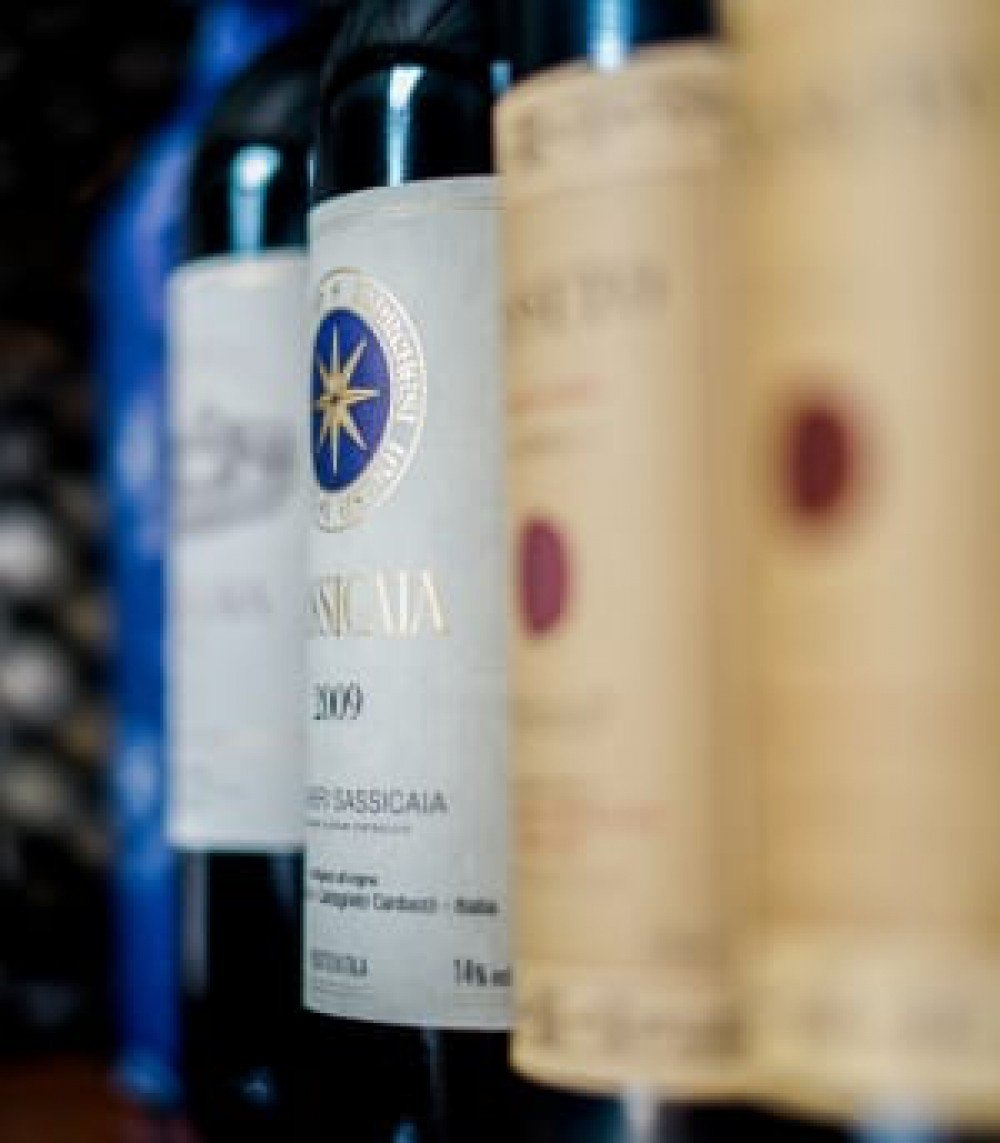 Super Tuscans: From table wine to cult status