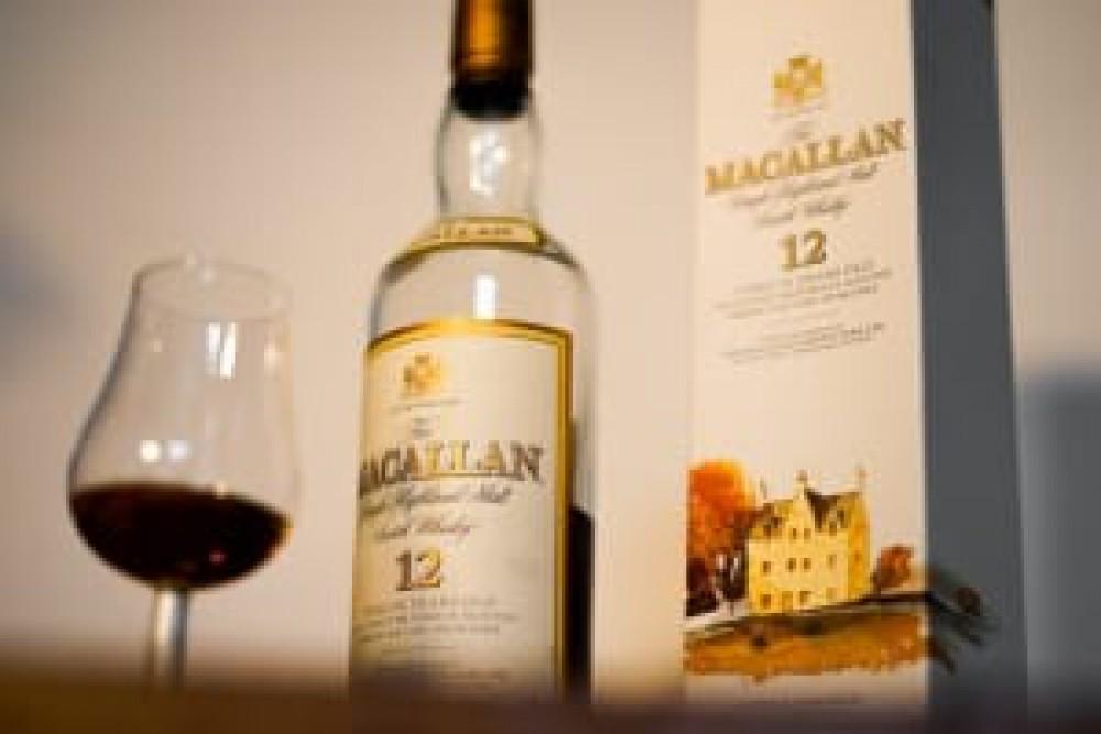 Old School Macallan