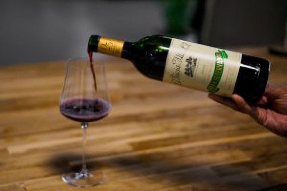 Warmth in winter - Tasting Rioja Alta Gran Reserva 904 2007