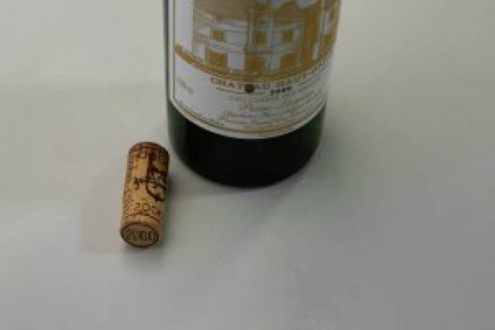 Haut-Brion in the 2000 line-up