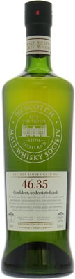 Glenlossie  - 17 Years Old SMWS 46.35 Confident Understated Cask 54.6% 1998