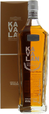 Kavalan - Single Malt Whisky 40% NV