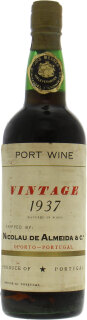 Vintage Port Matured in Wood