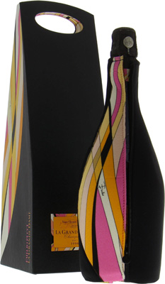 Veuve Clicquot - La Grande Dame in suit 1996