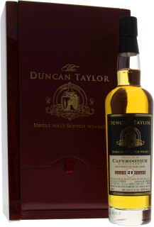 21 Years Old Duncan Taylor Cask:46220 54.5%21 Years Old Duncan Taylor Cask:46220 54.5%