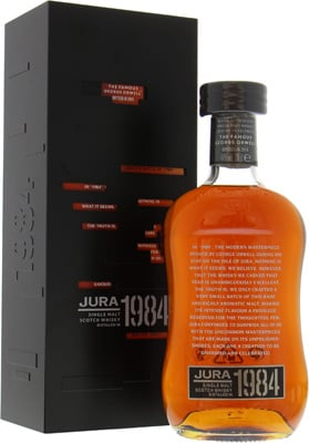 Jura - 1984 The Famous George Orwell 44% 1984