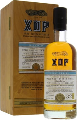 Port Ellen - 32 Years Old Douglas Laing XOP Cask DL10568 53.9% 1982