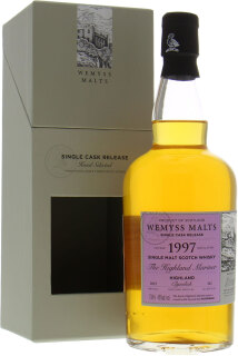 1997 The Highland Mariner Wemyss Malt 46%