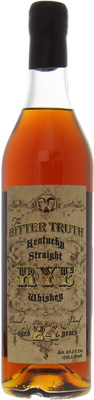 The Bitter Truth 24 Years Old 69.2%Bernheim -