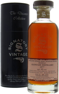 32 Years Old Signatory Vintage Cask 5 46%