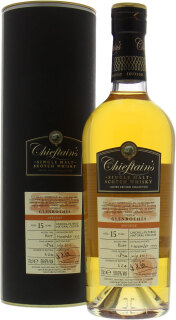 15 years Old Chieftain's Cask:11894 58.6%15 years Old Chieftain's Cask:11894 58.6%