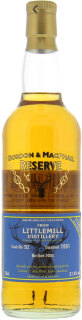 17 Years Old Gordon & MacPhail Reserve Cask:92 57.4%