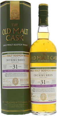 31 Years Old Malt Cask HL12255 47.1%Inchmurrin -