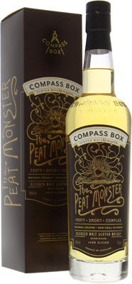 Compass Box - The Peat Monster The Signature Range 46% NV