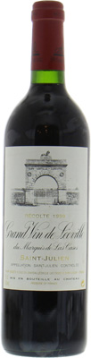 Chateau Leoville Las Cases - Chateau Leoville Las Cases 1999
