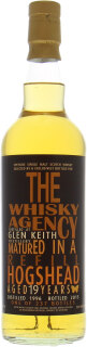 19 Years Old The Whisky Agency 51.6%