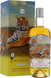 25 Years Old Silver Seal Wildlife Collection Cask 3911 52.4%25 Years Old Silver Seal Wildlife Collection Cask 3911 52.4%
