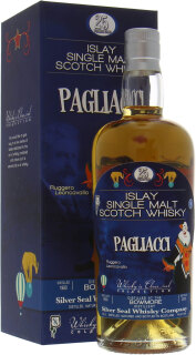 25 Years Silver Seal Ruggero Leoncavallo Pagliacci 49.6%25 Years Silver Seal Ruggero Leoncavallo Pagliacci 49.6%