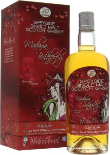 Glen Elgin - 20 Years Silver Seal Giacomo Puccini Madama Butterfly Cask:67 51.9%