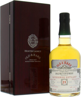 21 Years Old Platinum Selection cask HL15225 59.6%21 Years Old Platinum Selection cask HL15225 59.6%