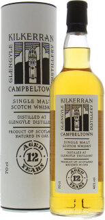 Kilkerran 12 Years Old 46%