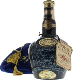 21 Yeas Old The Sapphire Flagon (90's edition) 40%