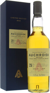 Auchroisk - 25 Years Old Diageo Special Release 2016 51.2%