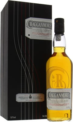 Cragganmore - Limited Release 2016 55.7% nv