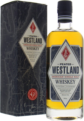 Westland Distillery - Peated 46% NV