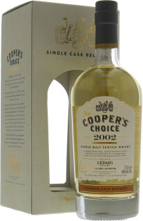 14 Years Old Cooper's Choice Cask:0158 46%