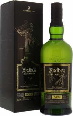 Ardbeg - Supernova SN2010 60.1% NV