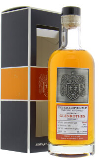 20 Years Old Creative Whisky Company Cask:14 54.5%