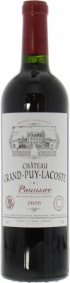 Chateau Grand Puy Lacoste - Chateau Grand Puy Lacoste 2005