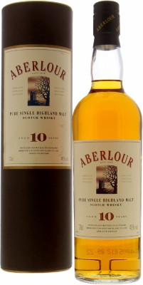 Aberlour - 10 Years Old Towerhouse label 40% NV