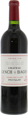 Chateau Lynch Bages - Chateau Lynch Bages 2007
