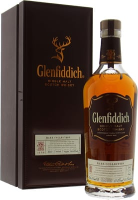 Glenfiddich - 38 Years Old 1978 Cask 28117 56.3% 1978