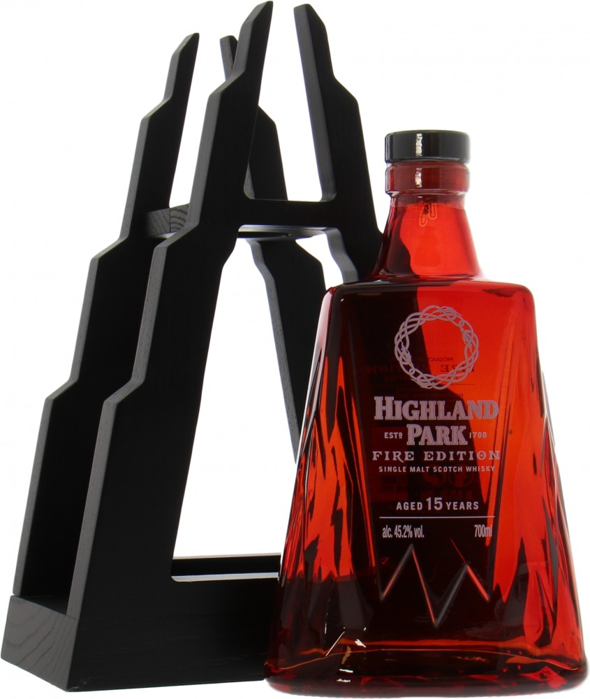 Highland Park - 15 Years Old Fire Edition 45.2% NV