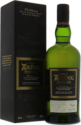 Ardbeg - Twenty One 46% NV