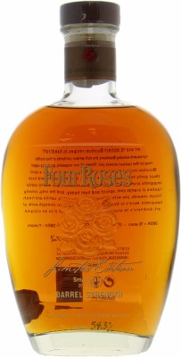 Small Batch 2015 54.3%Four Roses  -