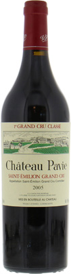 Chateau Pavie - Chateau Pavie 2005