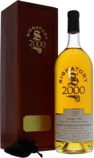 11 Years Old Millennium Edition Cask 11733 43%