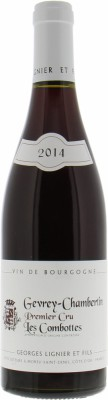 Georges Lignier - Gevrey Chambertin Les Combottes 2014