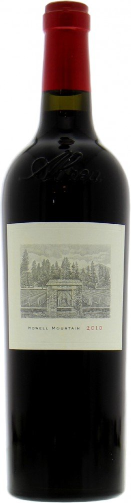 Abreu - Howell Mountain Cabernet Sauvignon 2010