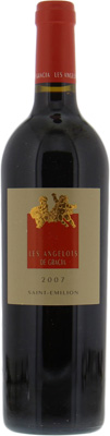 Chateau Gracia - Angelots de Gracia 2007