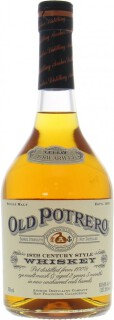 Old Potrero 18th Century Style Whiskey 63.64%