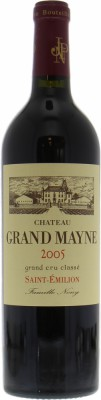 Chateau Grand-Mayne - Chateau Grand-Mayne 2005